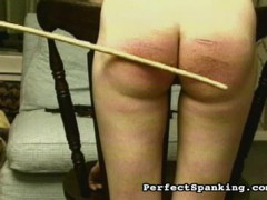 Chunky Spanked Ass - Two young sisters are set to inherit a fortune, but the executrix has to carry out on last determination... The nubile hotties are to be spanked and caned to prove they merit such a grand reward.  Despite some tears, they withstand their punishment and happily show of their bruised and throbbing rumps.<br><br>Do you like this sample video?<br><a href=go/PerfectSpanking>Join PerfectSpanking</a> to see the Full video!video